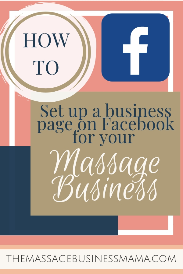 How to set up a business page